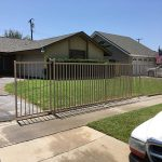 Automated Gate System installed by Anaheim Fence Co