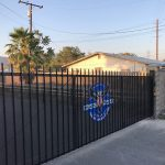 Wrought Iron / Ornamental Iron Fence
