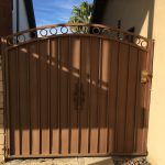 Automatic Gate System Installed